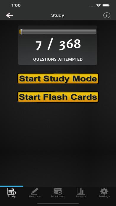 CSCS CARD TEST REVISION 2020 screenshot 2