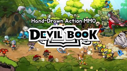 Devil Book: Hand