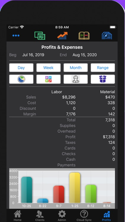 Invoice Maker Pro Business screenshot-8
