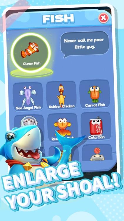 Fish Go.io - Be the fish king screenshot-3