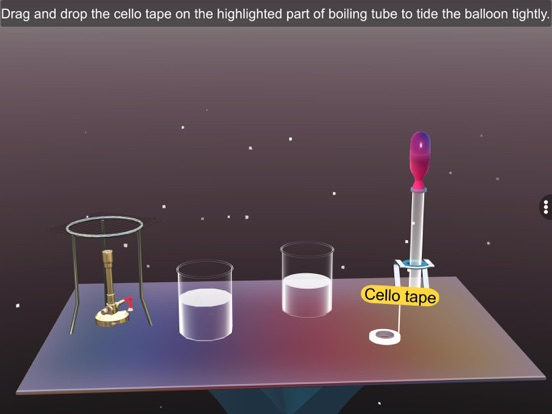 Air Expands on Heating screenshot 11