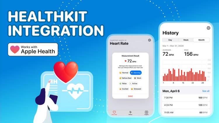 Pulse Plus: Heart Rate Monitor