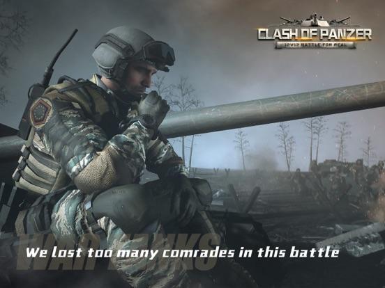 Clash of Panzerのおすすめ画像5