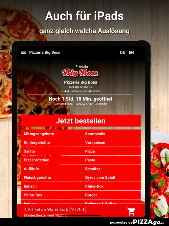 Pizzeria Big Boss Bad Neuenahr screenshot 7