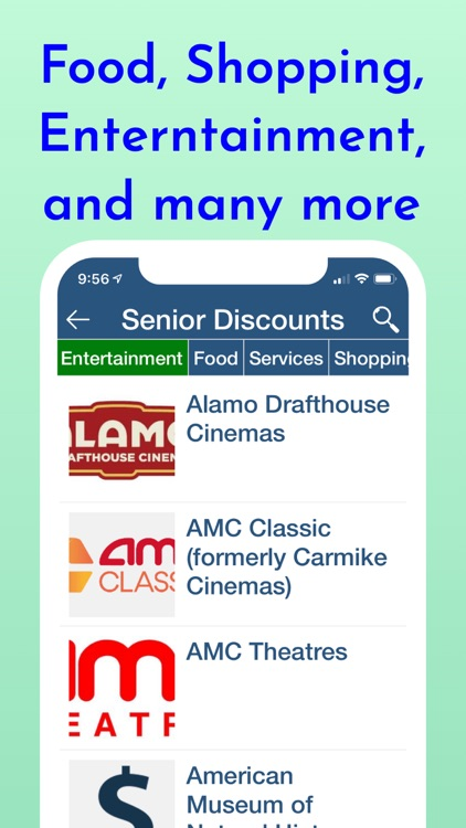 Senior Discounts & Coupons screenshot-3