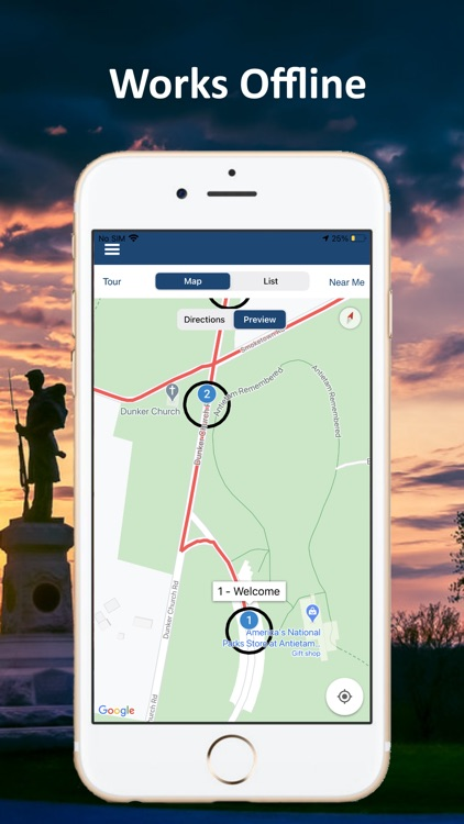 Antietam Battlefield Auto Tour screenshot-6