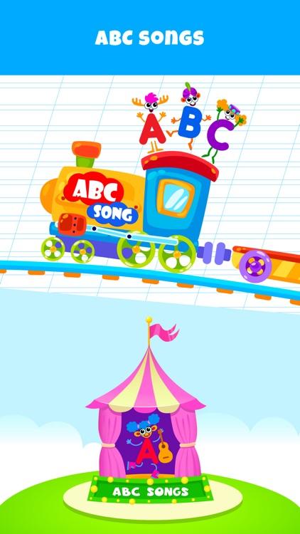 Alphabet ABC Letter Kids Games screenshot-4