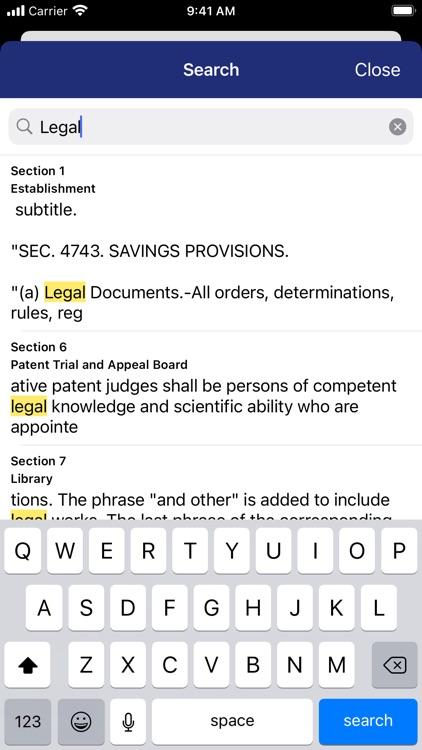 USC 35 by PocketLaw screenshot-3