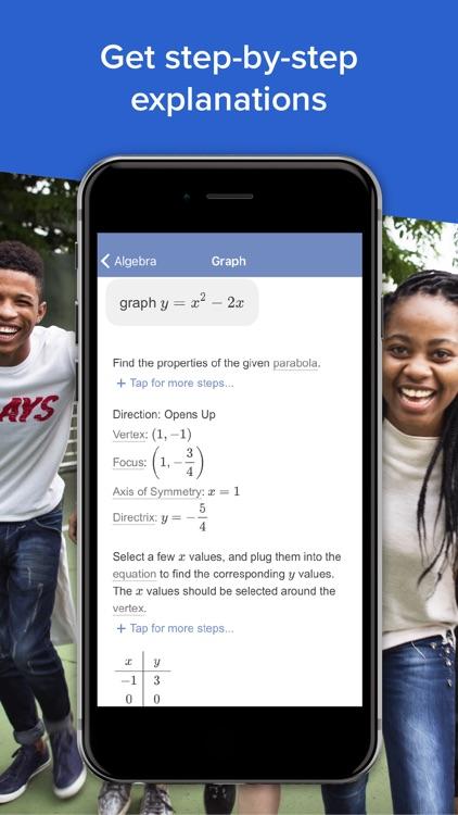Mathway: Math Problem Solver screenshot-7