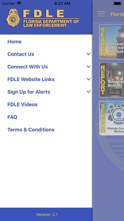 FDLE Mobile APP