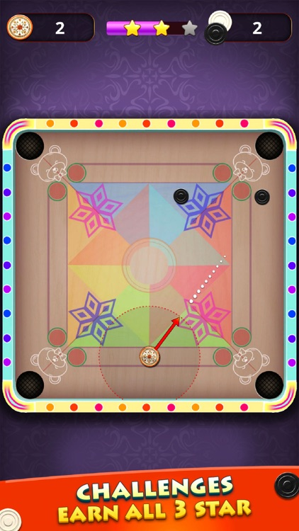 World Of Carrom :3D Board Game