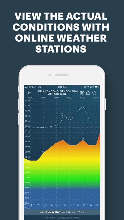 Windy.app - wind & weather screenshot-3