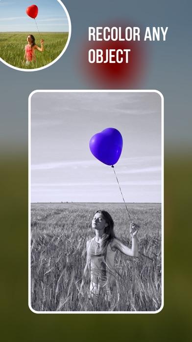 Color Pop, Foto del SplashCaptura de pantalla de2
