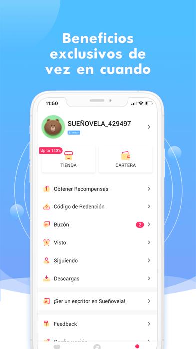 Suenovela Screenshot