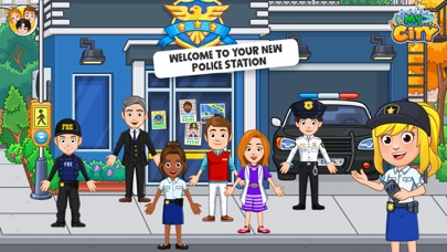 My City : Cops and Robbers screenshot 1