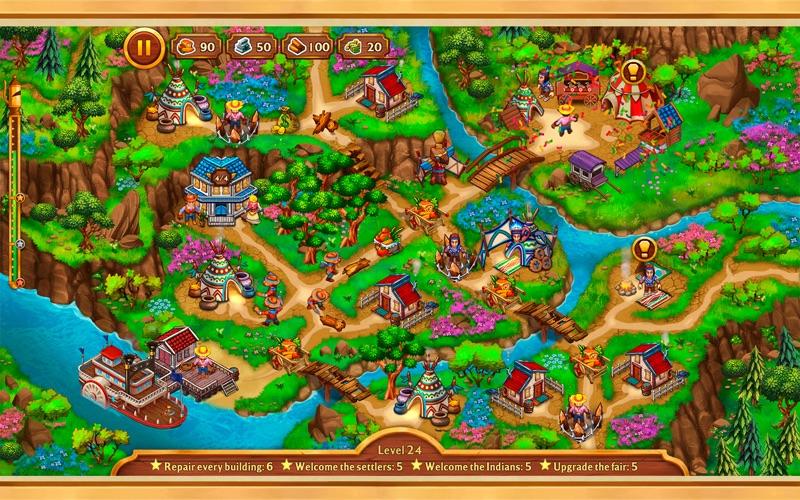 Golden Rails: Small Town Story screenshot 1
