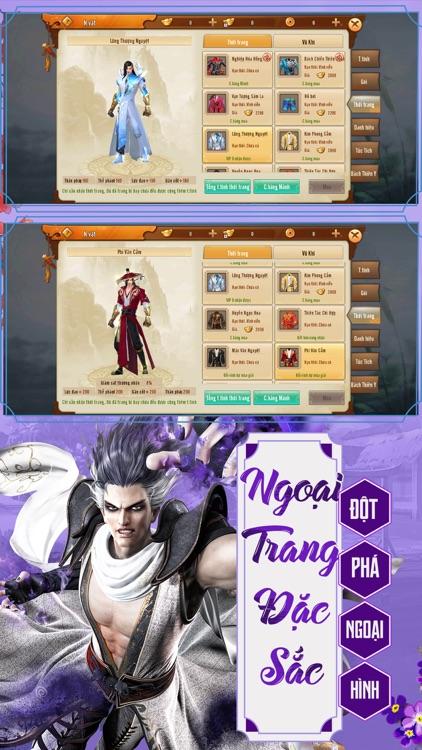 Tân Anh Hùng Xạ Điêu 2020 screenshot-4