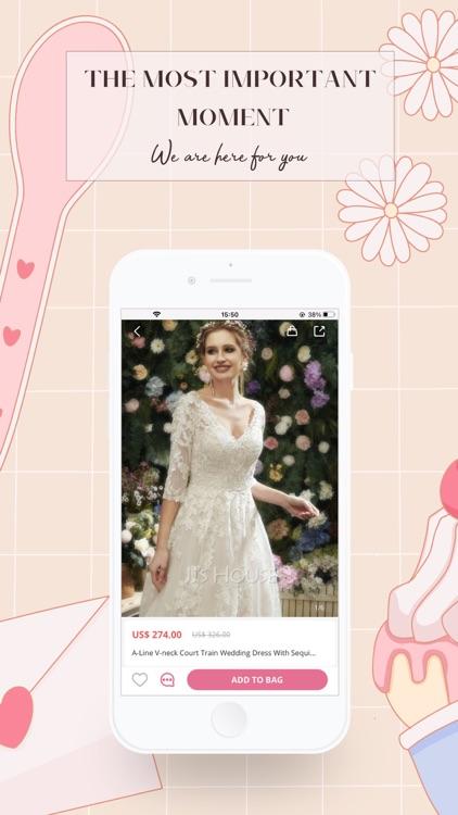 JJsHouse:Bridesmaid Dresses screenshot-4