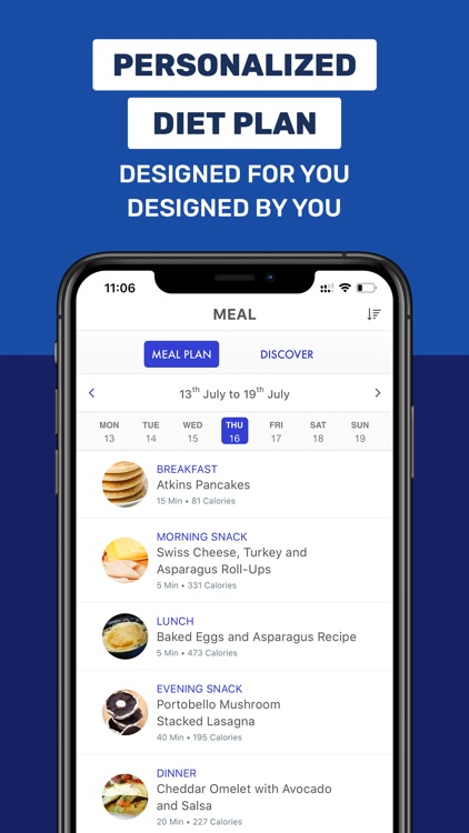 Daily Workout App by Fit5