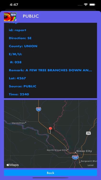 Instant NOAA Storm Pro screenshot-6