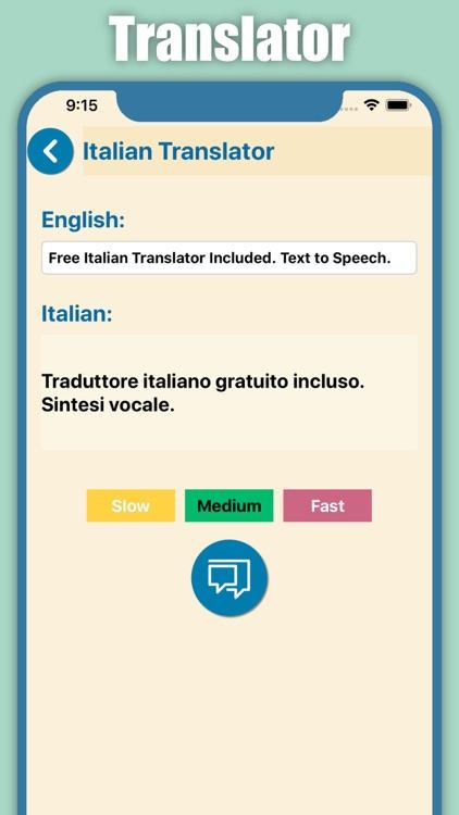 Learn Italian for Beginners screenshot-9