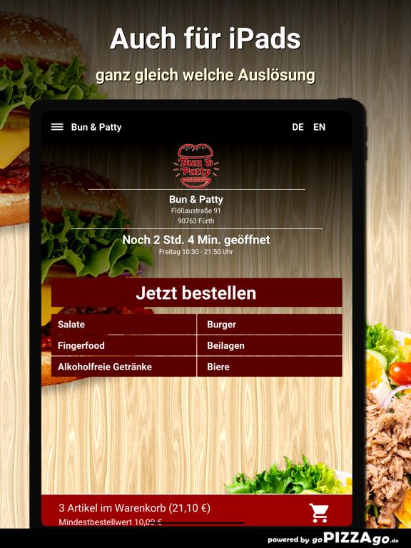 Bun - Patty Fürth screenshot 7