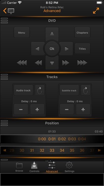 VLC Remote screenshot-3