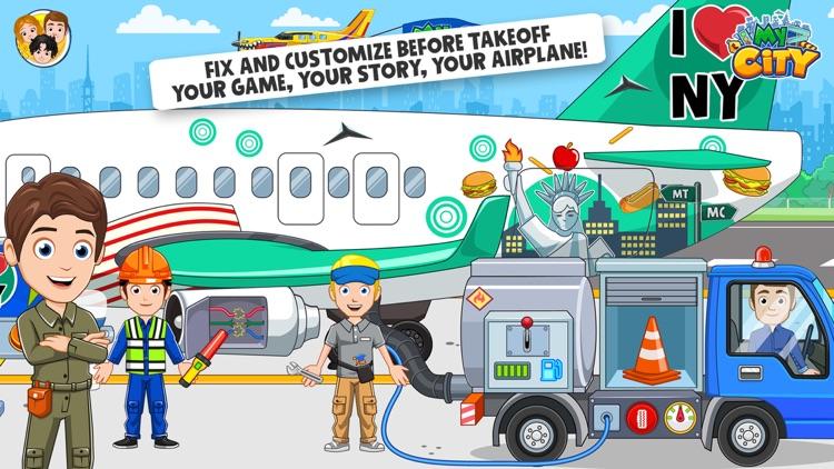 My City : Airport screenshot-4