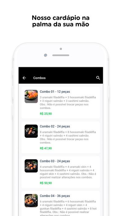 Okawa Sushi Bar screenshot 4