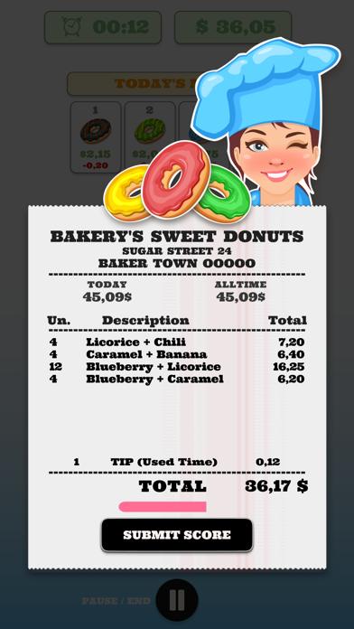 Sort It: Bakery's Tasty Donuts screenshot 7