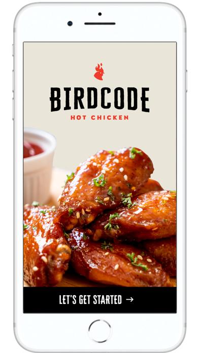 BIRDCODE Hot Chicken Screenshot