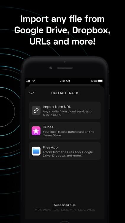 Moises: AI Music Platform screenshot-4