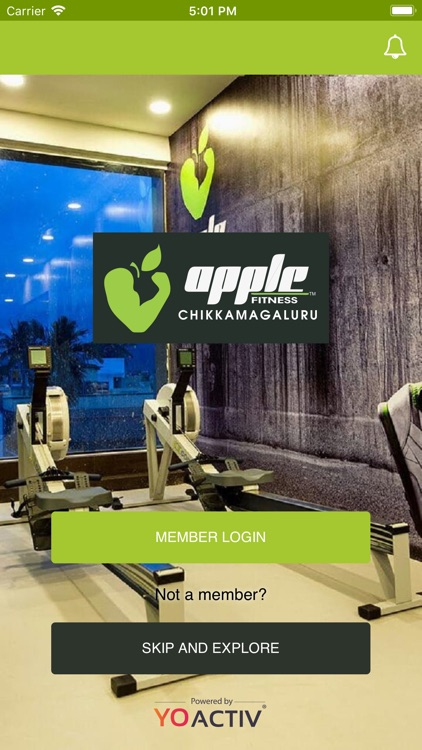 Apple Fitness Chikkamagaluru