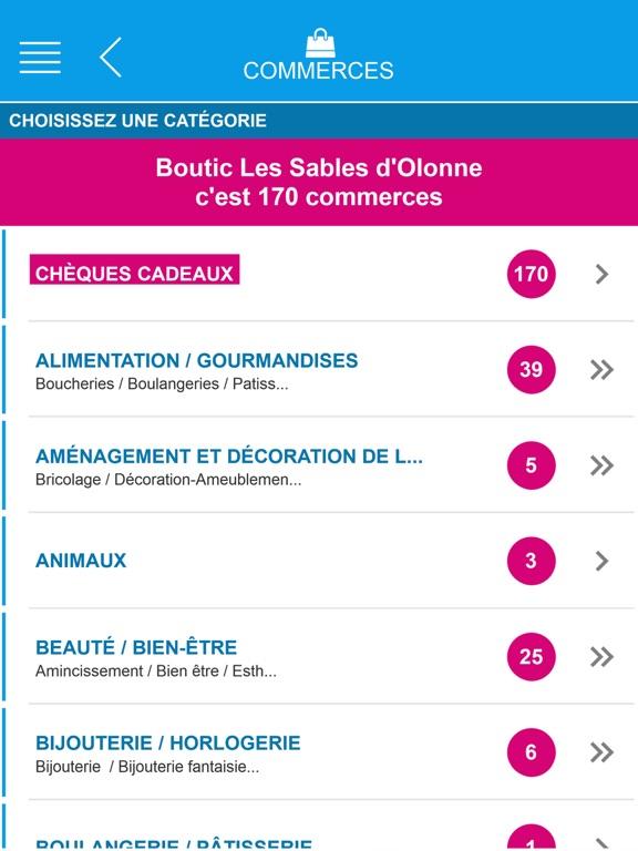 Boutic Sables d'Olonne screenshot 13
