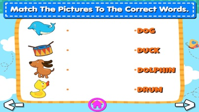 Match Words To Pictures screenshot 4
