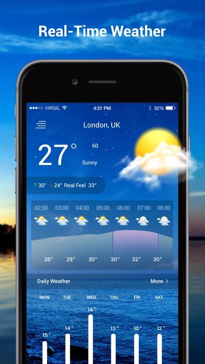 Weather & Radar Live