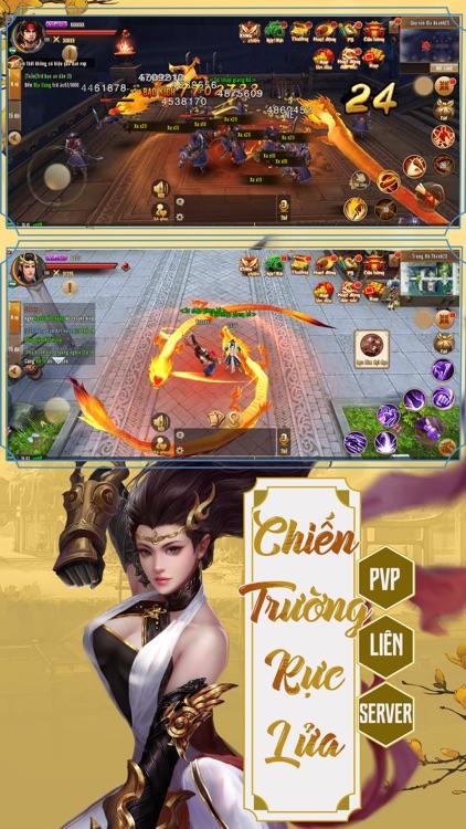 Tân Anh Hùng Xạ Điêu 2020 screenshot-3