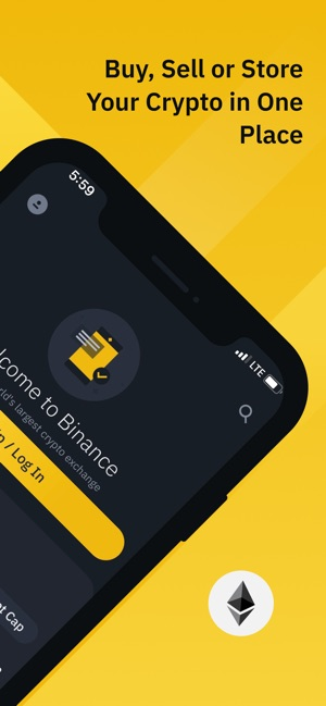 Binance Buy Bitcoin Securely On The App Store