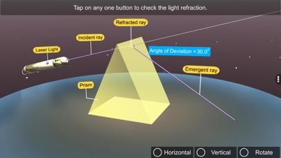 Light Refraction Through Prism screenshot 7