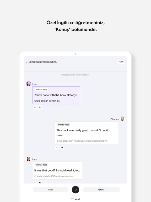 Cake - İngilizce Öğren ipad ekran görüntüleri