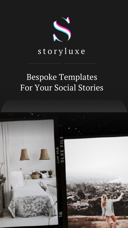 Storyluxe: Templates & Collage