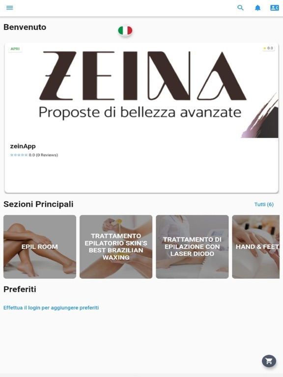 zeinApp screenshot 4