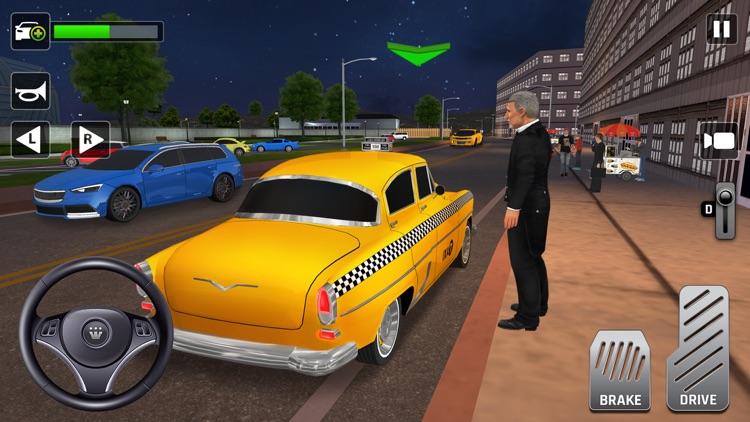 City Taxi Driving: Driver Sim screenshot-0
