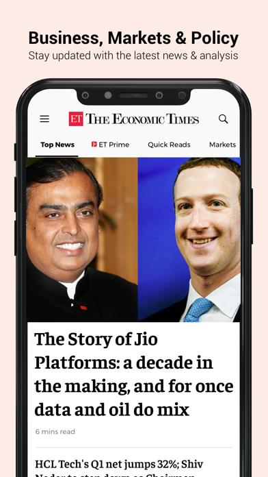 The Economic Timesのおすすめ画像1