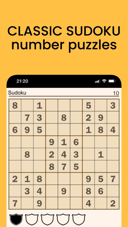 Puzzle Book: Sudoku, Nonograms screenshot-3