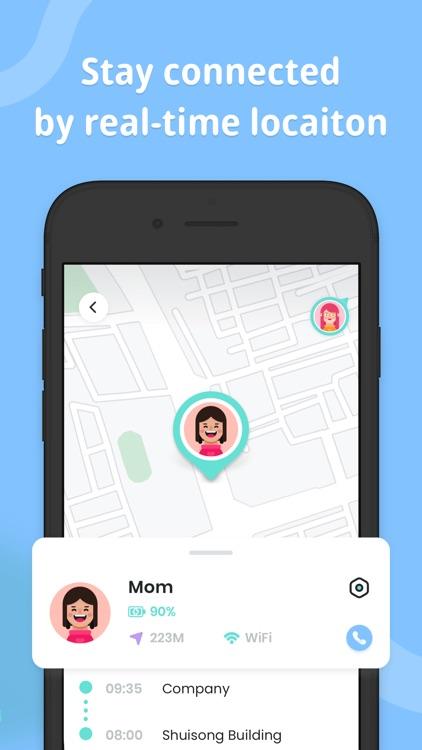 Family360 - GPS locator