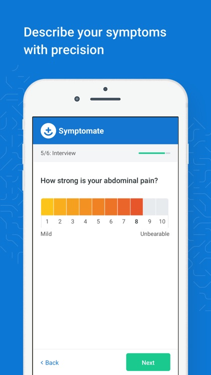 Symptomate – Symptom checker screenshot-7