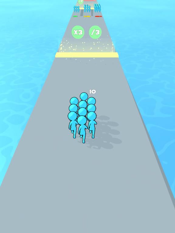 Runner Pusher screenshot 4