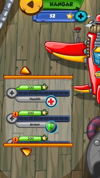 Sky Glider 3D: Airplane games screenshot-4