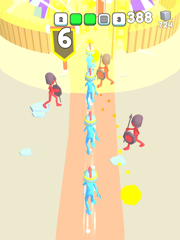 Attack the Castle screenshot 12